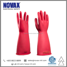 Dielectric Gloves Rubber Insulated Gloves Working Safety Gloves