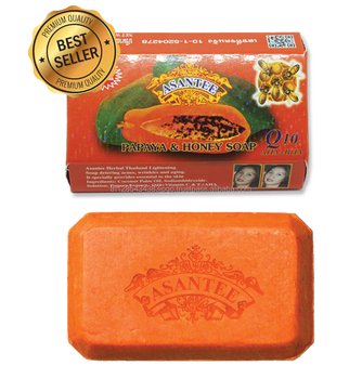 Papaya & Honey Thailand Soap