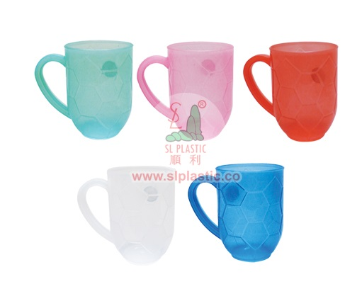 New Color Best Seller New Model High Quality Plastic Drinking Glass