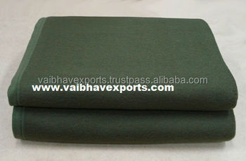 High Quality Military Wool Blankets