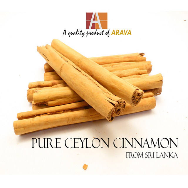 Furthermore, value-added Cinnamon products such as oil, powder and tablets are also produced and exported to a large number