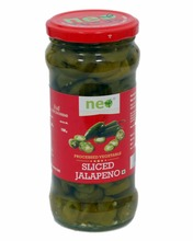 JALAPENO WHOLE AND SLICE