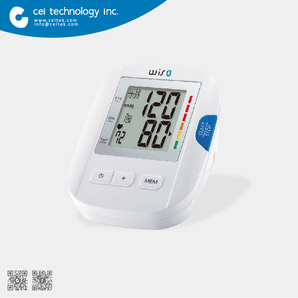 Latest Released Caregiver Blood Pressure Checking Machine