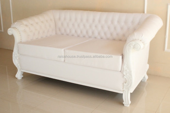 French Furniture Indonesia - Raizel Sofa 2 Seater Indonesia Furniture