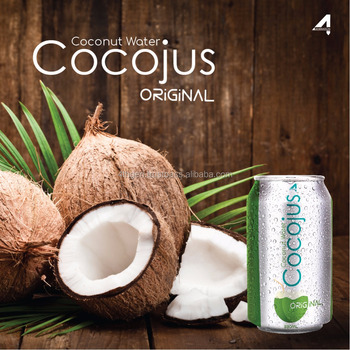 COCOJUS coconut water -250ml 500ml