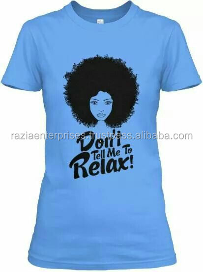 high quality best price summer various color short sleeve o-neck afro women t shirt