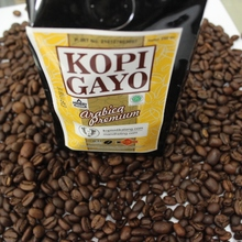 Kopi Organik Gayo Coffee From Aceh Arabica Coffee Beans Indonesia Roasted/Green Bean