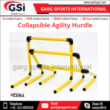 High Quality Collapsible Agility Hurdle for Practice Sports and Athletics Training