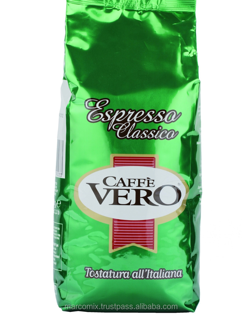 Espresso Classico Blend - Excellent for Vending Machines - Roasted Coffee Beans