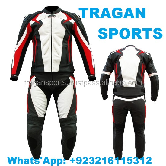 Racing Motorcycle Leather Suit & Motorbike Leather Racing Suit