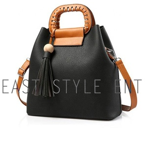 High quality Ladies wholesale fashion design customized Genuine pure Leather Lady Bag for woman