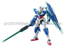 High quality and it's beautiful MG Double O Quanta GUNDAM for plastic model making