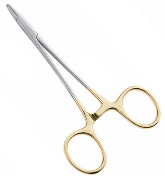Derf Micro Needle Holders TC Forceps Surgical Instruments