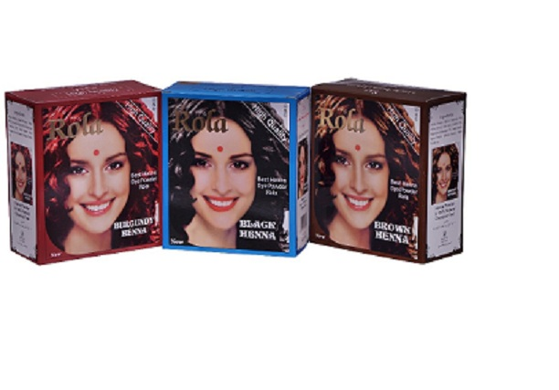 natural spiritual sky henna hair colour powder