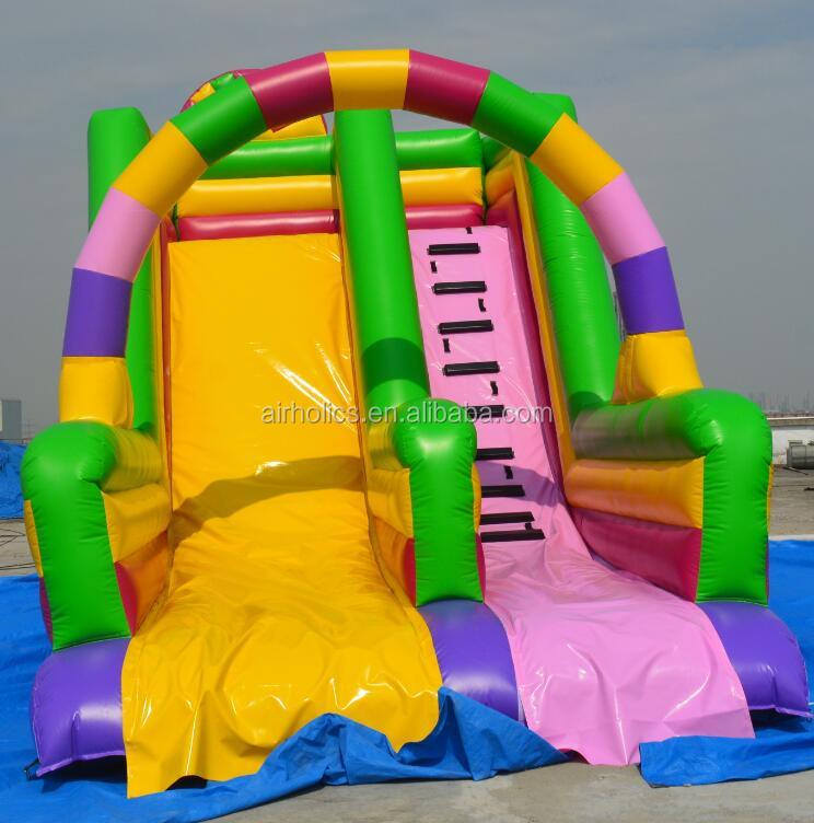 A4020 Hot Sale giant inflatable water slides ,inflatable slide,kids inflatable slide