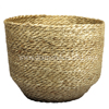 New products 2019 of Jute Braided/Jute Rope Wicker Basket items