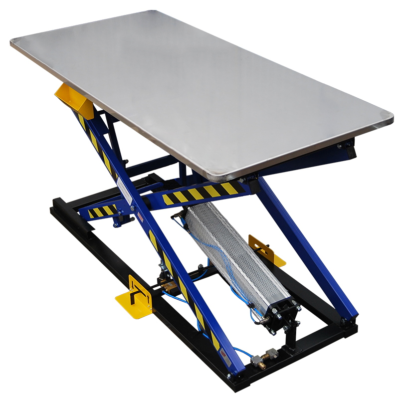 PNEUMATIC SCISSOR LIFTING TABLE ST-3/B