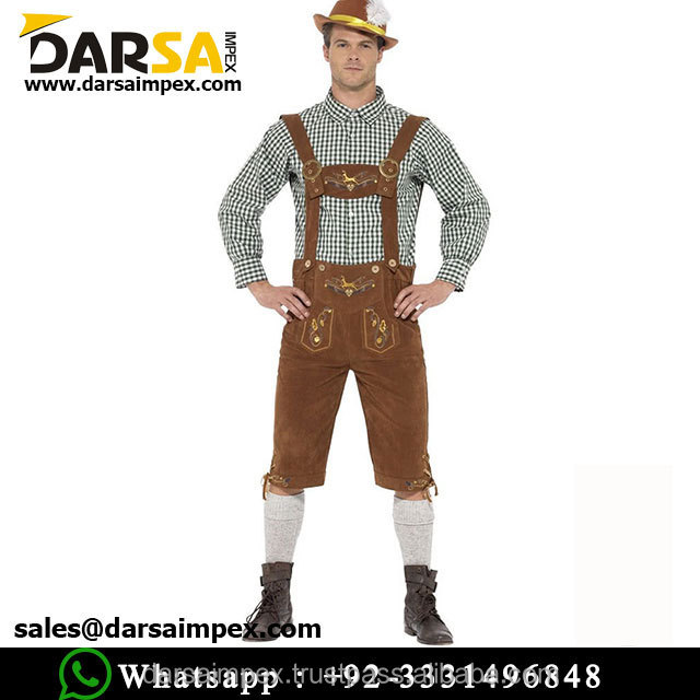 German Bavarian Leather costumes/shorts - German dresses