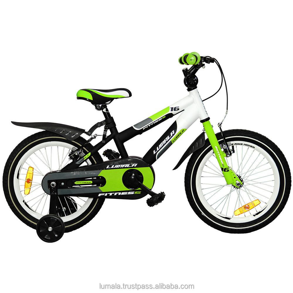 "16"" Mountain/All Terrain Bicycle Lumala Fitness"