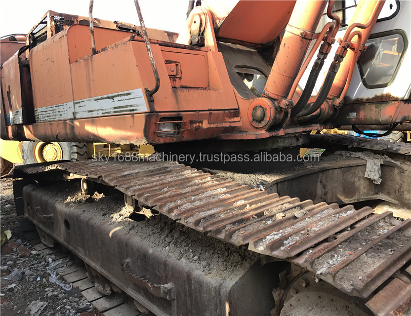 used hitachi ex400-1 chain excavator/cheap price hitachi ex400-1 with good condition/excavator ex400-1