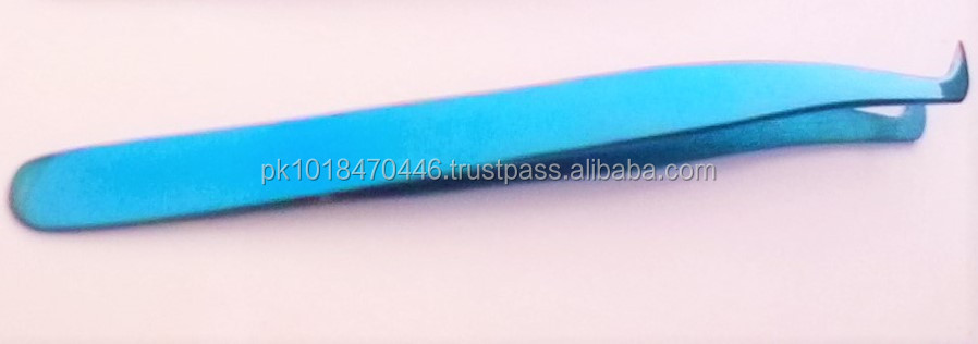 Complete Closure Of Volume Lash Tweezers by Master of stainless industries