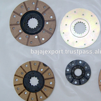 Brake Plate With Lining for Tractor