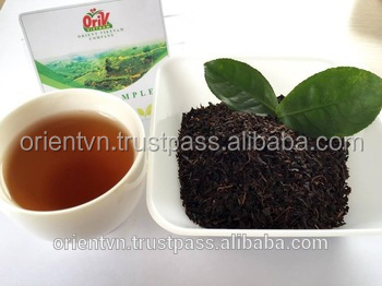 2017 the cheapest price wholesale vietnam black tea OP