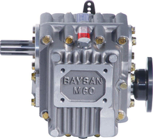 M60 Baysan Marine Transmission Reverse Reduction Gearbox