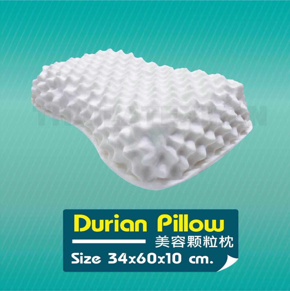 DURIAN PILLOW LATEX 100% natural latex thailand