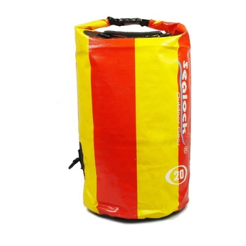 foldable waterproof dry bag tube bag for outdoor sports gear