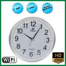 SPY DVR Wall Clock with WiFi