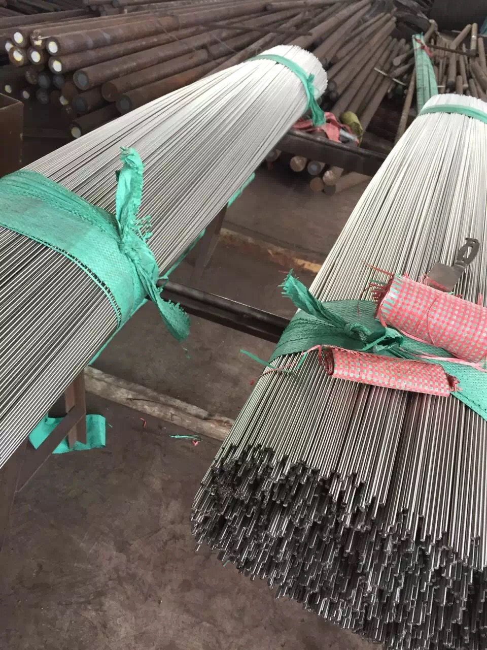 STAINLESS STEEL BARS ( RODS ) EN 10088-3 GRADE 1.4034