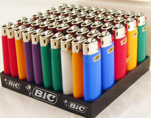 Assorted Colors Maxi Bic Lighters