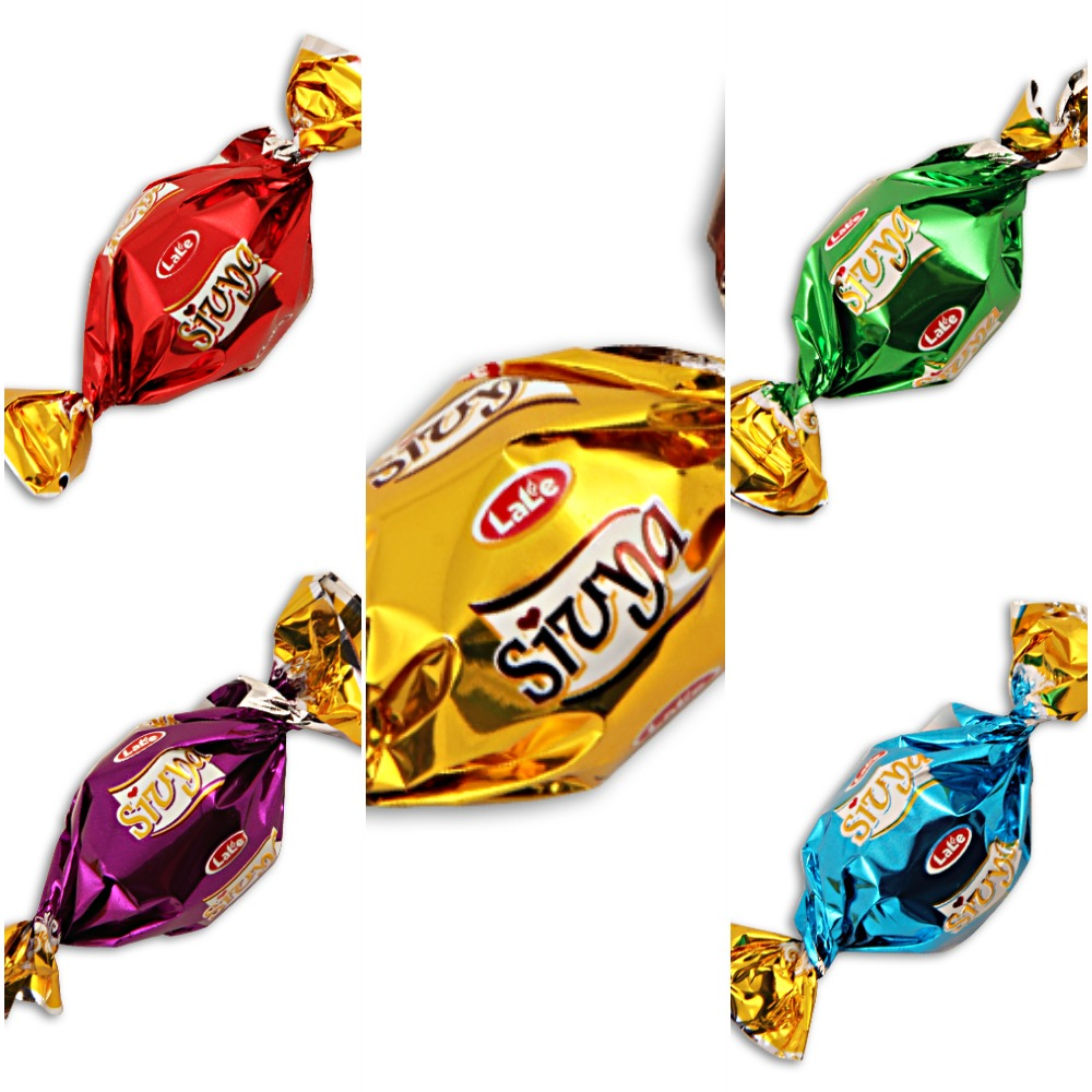 LALE SIVYA CHOCO 6 FLAVORS DOUBLEDO TWIST COMPOUND COCOLIN CHOCOLATE FROM TURKEY WITH LOW PRICES AND HALAL SWEETS