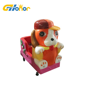 Helicopter Amusement Rides Coin Operated Kiddie Rides Amusement Park Kids Swing Game Machine for Sale