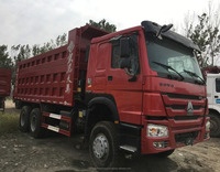 Best sale widely used Iveco Hongyan 6x4 left hand drive Mining tipper truck dump truck