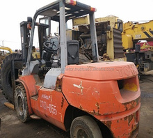 Used japan toyota FD50 forklift 3ton 5ton forklift for hot sale