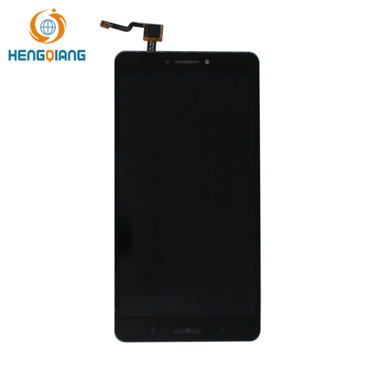 Factory wholesale mobile phone LCD touch screen digitizer assembly for Xiaomi Mi Max display