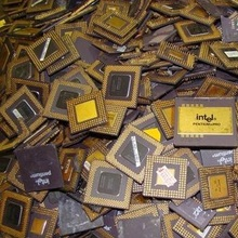 Intel pentium Pro Ceramic Cpu Scrap For Gold Recovery Available