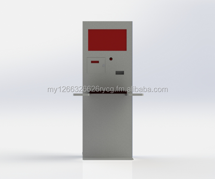 RFID Selfcheck Kiosk (UHF/ HF) Library Automation RFID Elctromagnectic Ultra High Frequency or High Frequency