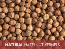 Natural Hazelnut Kernels