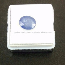 4.03 Ct Natural Certified Blue Sapphire Neelam Loose Gemstone Birth Stone