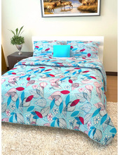 100% Cotton Professional wholesale indian printed bedsheets