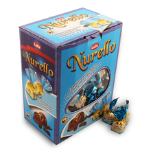 NURELLO MILKY COCOA CREAM FILLED ONE TWIST COMPOUND CHOCOLATE 2 kg fancy box TURKEY ARTIFICIAL COCOLIN SWEET CANDY