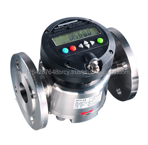 FLUX Flow meter FMO 140 flow meter for 9,5 - 245 l/min