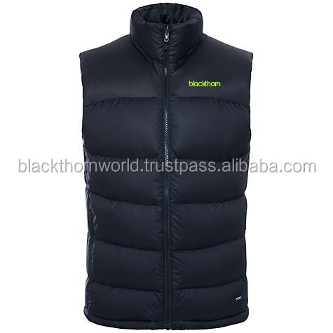 Winter Ski Snowboard Jacket, Ski gilet down vest, snowboard ski wear