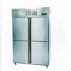 Uprigh Chiller 4-Door (stainless steel)