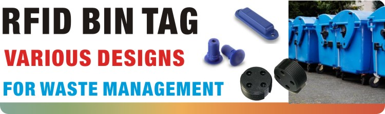 rfid bin tag for waste management