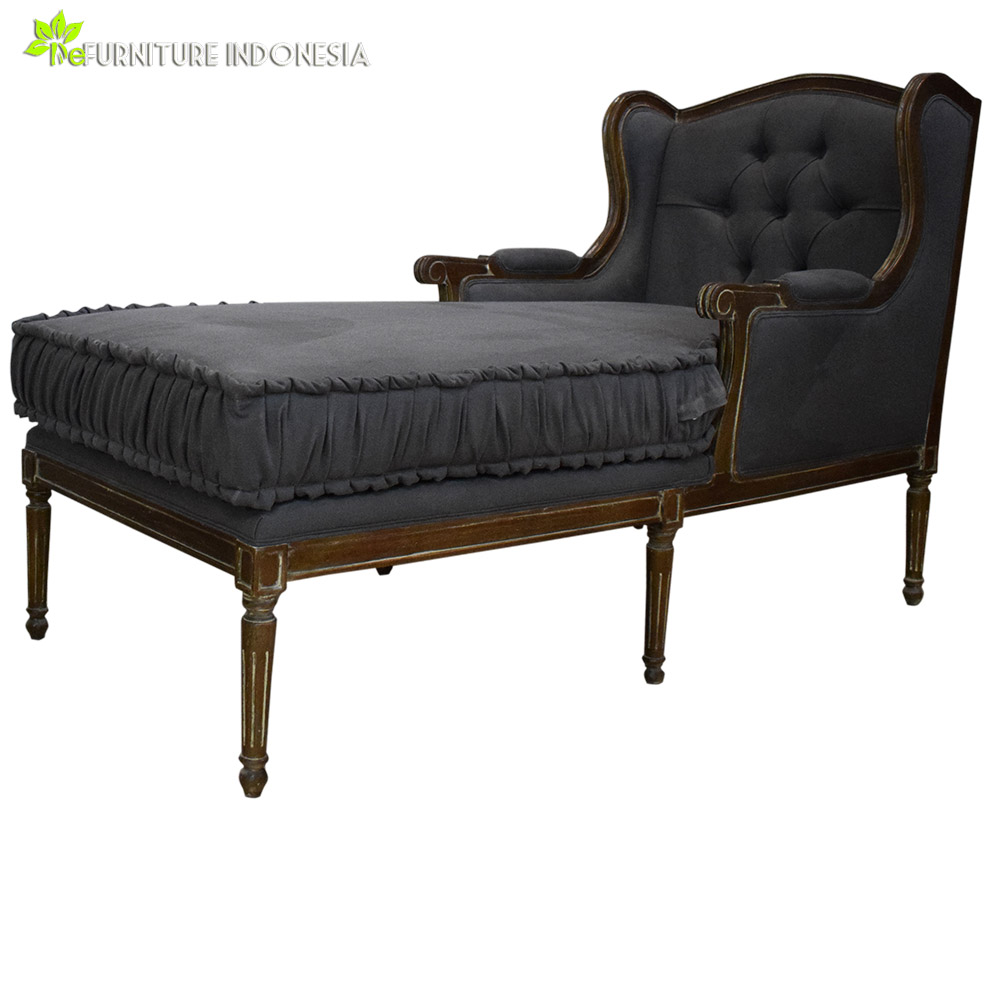antique french style reading sofa home furniture