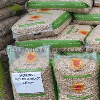 Top Grade Wood Pellets 15KG Bags